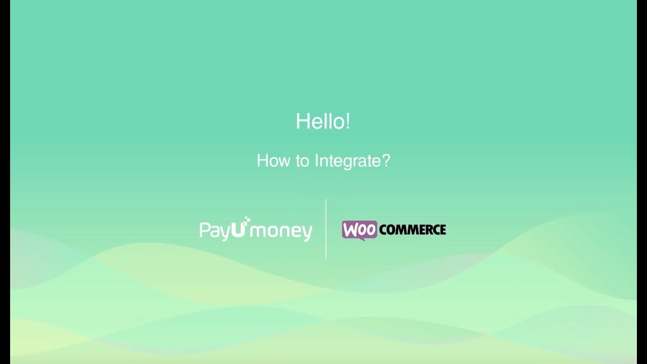How To integrate PayUmoney Payment Gateway In WooCommerce?