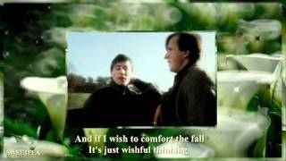 Wishful Thinking - China Crisis (with lyrics)