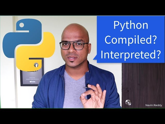 #67 Python Tutorial for Beginners | is Python Compiled or Interpreted Language?