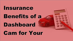 Insurance Benefits of a Dashboard Cam for Your Car |  2017 Car Insurance Policy