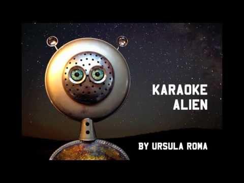 karaoke alien