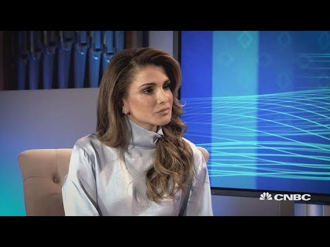 Queen Rania: US cutting funds to Palestinian refugees sends wrong signal   CNBC Conversation
