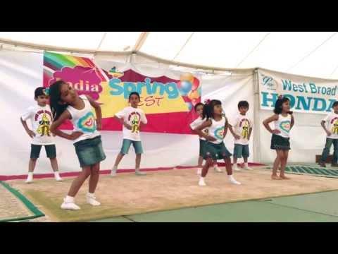 Tooty Ta (Tootey Ta) Kids Dance - Music by EFlashApps