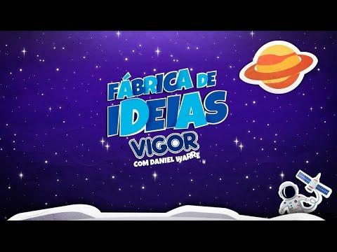 FÁBRICA DE IDEIAS VIGOR Com Daniel Warren - Episódio 4: Vamos Criar Uma Nave Espacial!