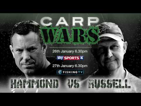 Carp Wars Episode 9 - Ian Russell vs Jerry Hammond