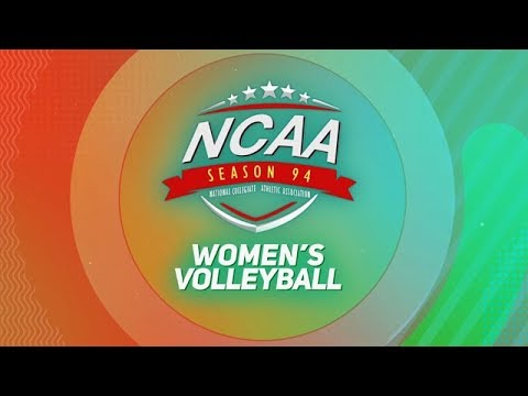NCAA 94 Women's Volleyball | December 3-6, 2018