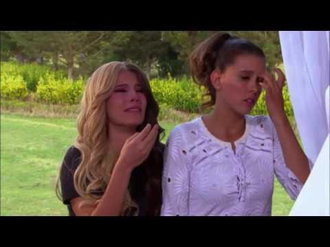 Un Camino Hacia El Destino Fernanda recibe a Camila en su casa