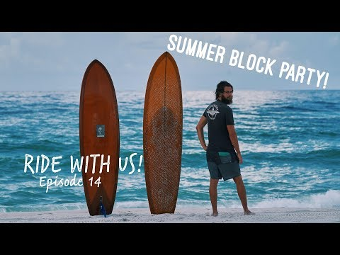 SUMMER BLOCK PARTY! RWU Episode 14