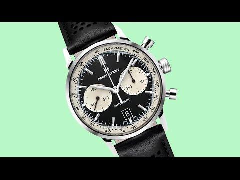 NEWEST Hamilton Chronograph | Rantnh