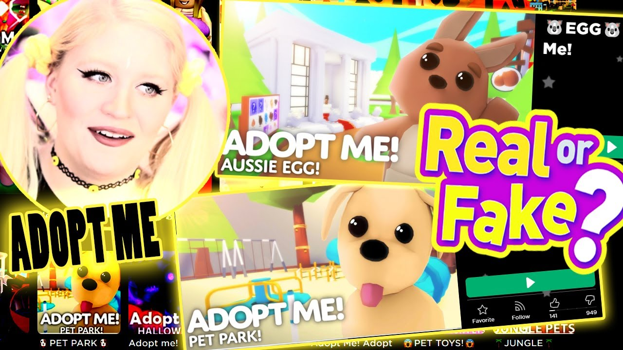 Playing Fake Adopt Me Games Trying Not To Get Hacked Youtube