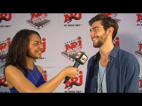 Alvaro Soler Interview bei der ENERGY Music Tour