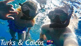 """SNORKELING THE """"AMAZING WALL"""" 7000ft DROP OFF! 