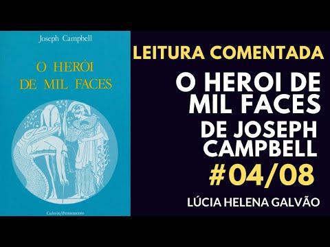 HERÓI DE MIL FACES 04 - Parte 1, cap. 2 - A Iniciação (cont.) e cap. 3 - O Retorno (início)