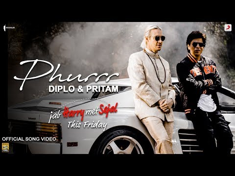 Diplo & Pritam - PHURRR | Official Video |...