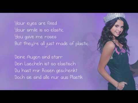 Selena Gomez Falling Down Lyrics Deutsche übersetzung Hq Youtube