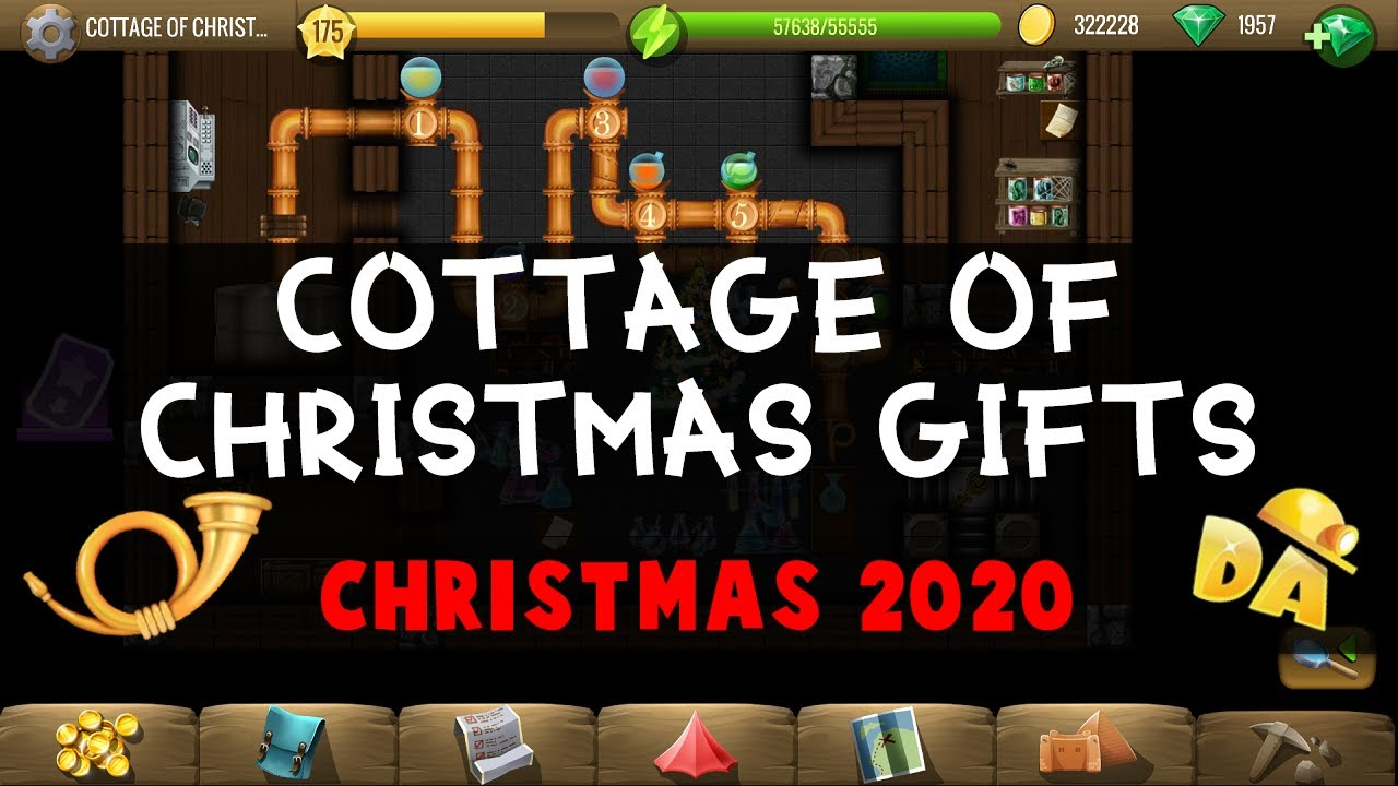 Diggy 2021 Christmas More Levels Cottage Of Christmas Gifts 14 Christmas 2020 Mobile Diggy S Adventure Youtube