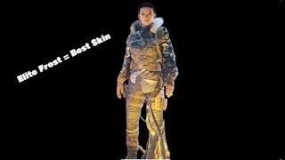 Elite Frost Is Best Skin in R6S