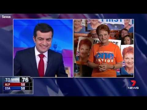 Pauline Hanson unimpressed with Sam Dastyari's halal offer