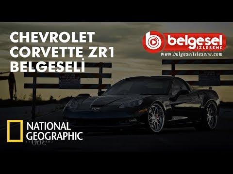 Mega Fabrikalar Chevrolet Corvette ZR1 Türkçe Dublaj HD