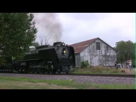 UP 844 - Big Steam on the Mainline
