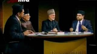 Persecution of Ahmadiyya Muslim Jama'at - Urdu Discussion Program 8 (part 4/6)