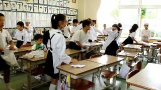 小豆島安田小学校 2011