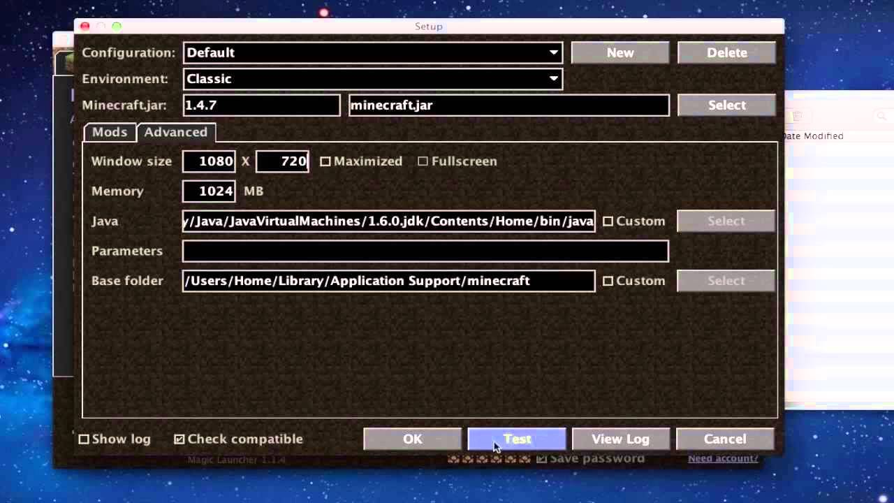 minecraft magic launcher 1.1 7 download