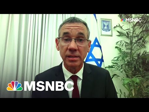 Netanyahu Advisor On Israel, Palestine Relations Amid Deadly Clashes