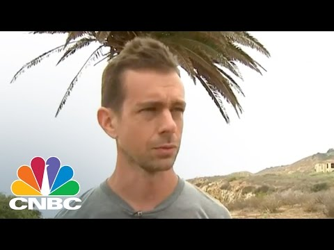 Twitter CEO Dorsey On Users, Metrics | CNBC
