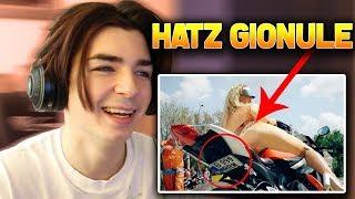 REACTIONEZ LA Dorian Popa feat. SHIFT - HATZ ( Official Video )