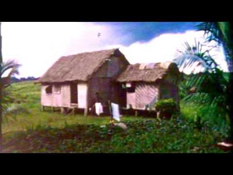 Gazelle Peninsular East New Britain Province Papua New Guinea Circa 1958