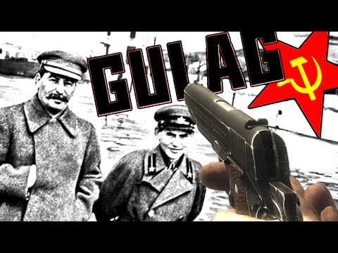 GULAG - SOVIET PRISON ZOMBIES MAP! Call of Duty Black Ops 3 Mod Gameplay