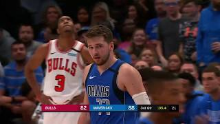 Dallas Mavericks vs Chicago Bulls | January 6, 2020