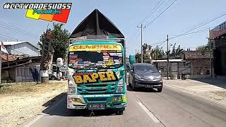 Truck Kebacut Baper Mosak-Masik    SATU HATI SAMPAI MATI    WANI OLENG   