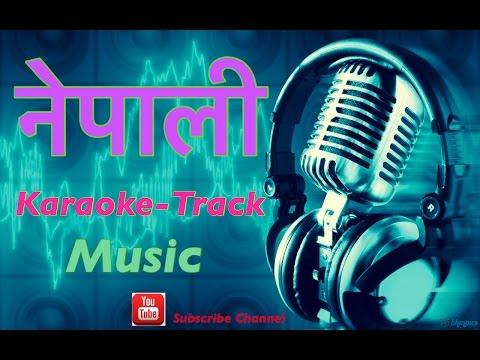Salalala Tyo Chiso panile Karaoke-Track || Nepali Song Roshan Gurung Lyrics