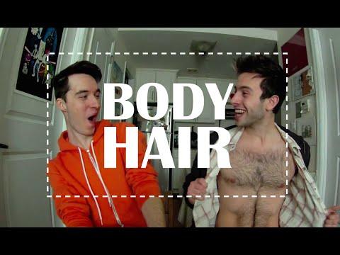 BODY HAIR BONANZA!