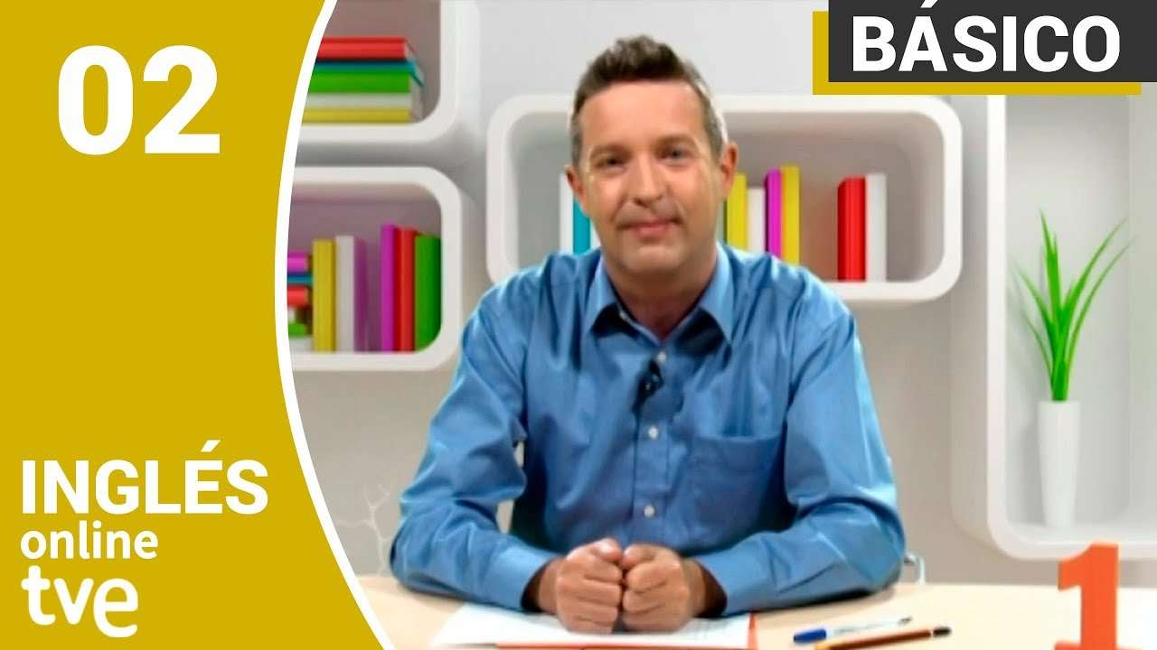 Episode 01 This Is That Is Nivel Basico Ingles Online Tve Youtube