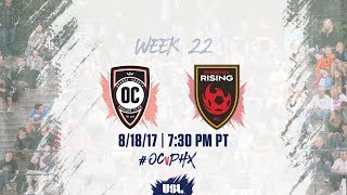 L.A. Blues vs Phoenix FC Wolves full match