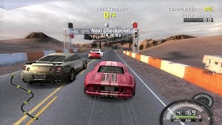 Need for Speed: ProStreet PS2 Gameplay HD (PCSX2)