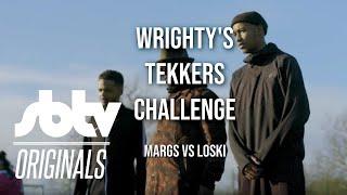 Ian Wright x Loski x Margs | Wrighty's Tekkers Challenge | EP 1: SBTV