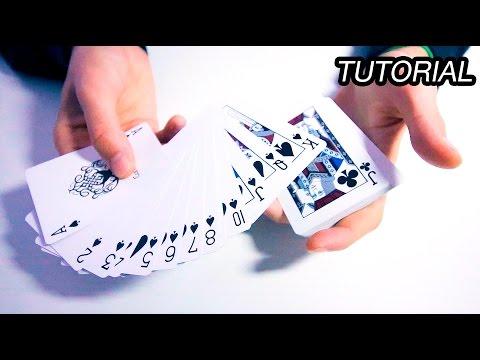 MAGIA SEMPLICE TUTORIAL - CARTA AL NUMERO
