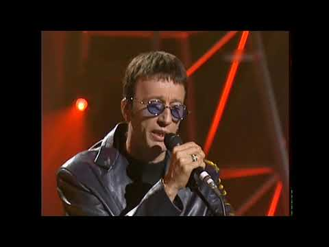 Bee Gees - I Started A Joke - 'An Audience With...', ITV Studios London UK 1998