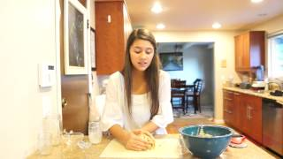 The Pancake Channel ~ Chocolate Chip Scones...with Special Guest Aspen!