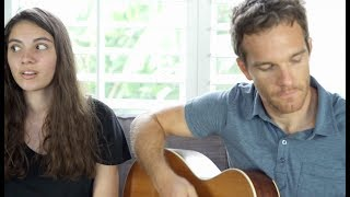 The Scientist - Coldplay Acoustic Cover - Andrea and Sean