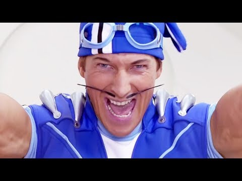 LAZY TOWN MEME THROWBACK   Cooking By The Book   Lazy Town Songs for Kids