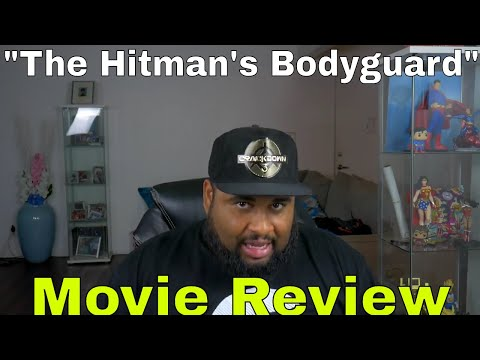 """The Hitman's Bodyguard"" Movie Review"