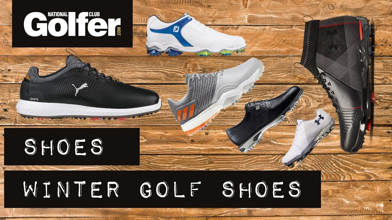 912470c6912 Best Winter Golf Shoes 2018. National Club Golfer