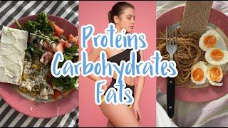Белки,жиры,углеводы//функции//продукты//безуглеводная диета//LCHF