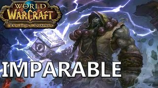 EL IMPARABLE CHAMAN ELEMENTAL (World of Warcraft)
