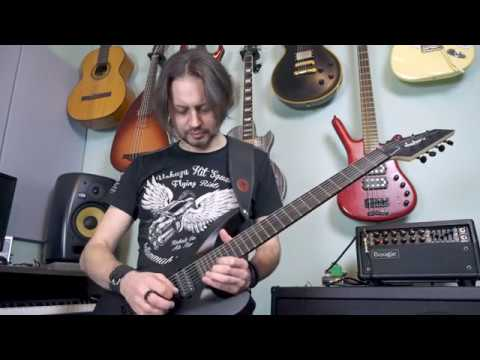 JACKSON USA Select B7 Deluxe - Review
